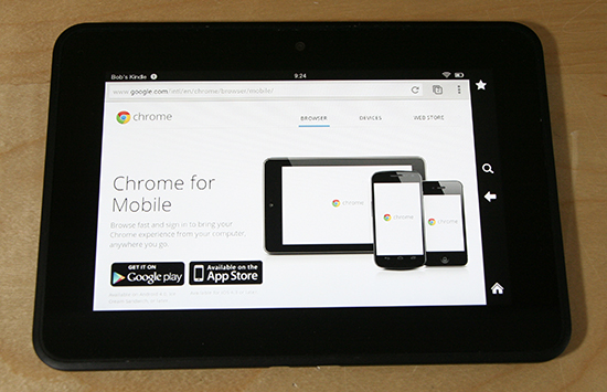 chrome-kindle